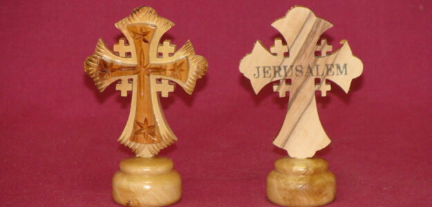 blessed olive wood